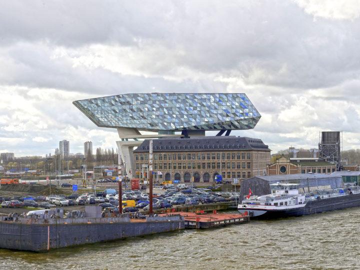 Christening RP Antwerpen in De Ark
